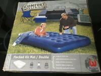 Comfort Quest Double Inflatable Mattress