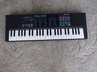 Yamaha PSS-270 PortaSound Electronic Keyboard
