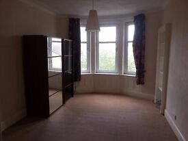 Second floor flat within walking distance of town, bus stops and railways. Stunning views.