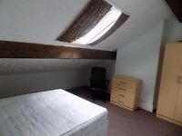 Double rooms in Salford!