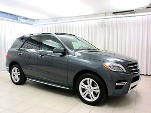 2015 Mercedes-Benz ML FEAST YOUR EYES ON THIS BEAUTY!! ML400 4MA