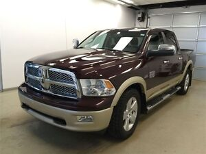 2012 Dodge Ram 1500 LARAMIE LONGHORN - crew loaded!