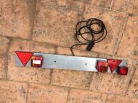 Trailer Lighting Board - 7 pin plug