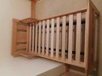 John Lewis Abigail Junior Bed