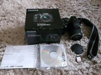 BRAND NEW NEVER USED FUJI FILM FINEPIX s9200 BLACK