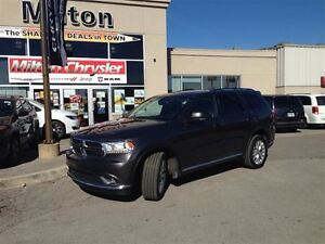 2016 Dodge Durango LIMITED|LEATHER|8.4 NAVIGATION|DUAL DVD