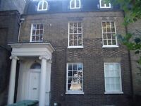 Spacious 1 Bed Flat near Bermondsey Sq. Lovely Period property, wood floors. From 4th Jan
