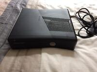 """Xbox 360s with 20 games 250gig hard drive """" swap for good pc tower """""""