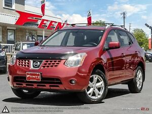 2009 Nissan Rogue SL AWD LEATHER, SUNROOF
