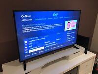 LG 42 inch 4K UHD LED TV UB820V £300!! Boxed, all cables, like new!