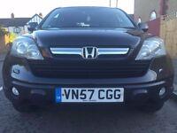 2008 Honda CR-V 2.2 i-CDTi ES Station Wagon 5dr- FSH- Loads Extras Reverse Camera-SatNav- HPI Clear