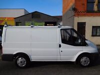 Ford Transit SWB 07 plate with full service history and NO VAT ... finance also available (41)