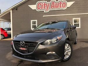 2014 Mazda MAZDA3 GS-SKY Blue-tooth   Back up Camera