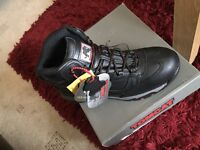 3 pairs of size 9 tomcat work boots