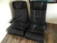 2 x X Rocker Gaming Chairs