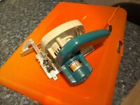 Black & Decker electric circular saw