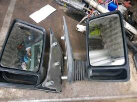 Iveco Daily wing mirrors, good condition