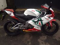2010 10 aprilia rs125 fp 08 motorbike