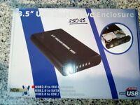 250GB external usb drive