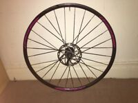 Vera Corsa 700c - 9 10 11 speed - CX cyclocross wheelset - disc - tubeless compatible TL