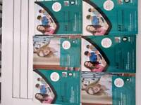 AAT level 4 text and practice books