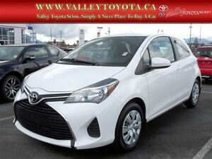 2015 Toyota Yaris CE Pre-registered