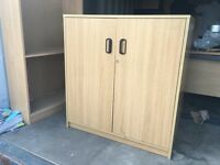2 Door Office Cabinet/Storage