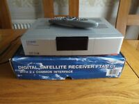 Comag Free To Air Digital Satellite Receiver