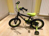 Apollo Claws kids bike 14 inch boys girls