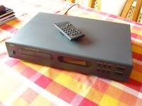 NAD C520 CD player with remote control and original instructions