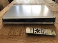 Panasonic DVD Recorder & Player