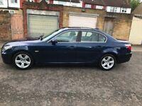 2007 BMW 5 SERIES 2.5 523i SE 4dr Manual 2.5L @07445775115