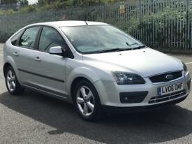 2006 FORD FOCUS ZETEC 1.6 * 5 DOOR *HATCHBACK *LONG MOT * FULL SERVICE HISTORY* P/X * DELIVERY *