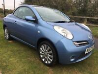 Nissan Micra Sport Karmann Edition CC 1.6 Petrol **30 DAY ENGINE AND GEARBOX WARRANTY**