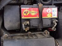 USED Ford Mondeo Heavy Duty Battery £25.00, or £20.00 with scrap Battery in exchange , No OFFERS