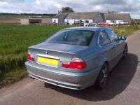 BMW 325ci coupe E46 Breaking for parts spares M54B25 engine