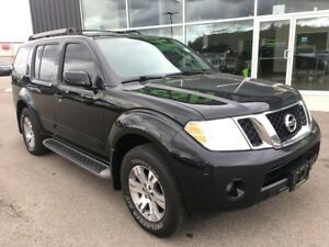 2012 Nissan Pathfinder S, New Front & Rear Brakes