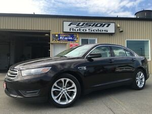2013 Ford Taurus SEL-LEATHER-SUNROOF-REMOTE START-1 OWNER Windsor Region Ontario image 8