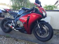 CBR1000RR Great Condition, Low Mileage,Price Reduced!