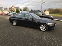 2011 BMW 520d SE new model 6 speed manual