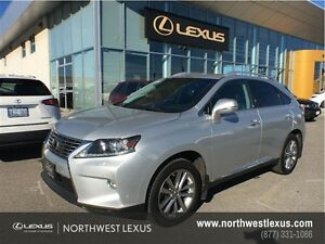 2015 Lexus RX 350 Sportdesign TOURING PACKAGE