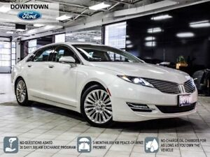 2014 Lincoln MKZ Moonroof, Back up camera, Leather, Car Proof