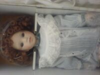 Ashton Drake Collectors Doll Katrina .Absolutely beautiful