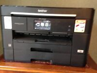 Brother Multifunction A3/A4 Printer,Photocopier, scanner, Fax.