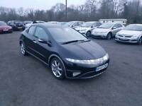 Honda civic CTDI DIESEL 2007 long mot excellent condition