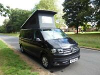 VW T6 Transporter Camper Van Highline 140 BHP