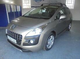 PEUGEOT 3008 1.6 HDi 112 Exclusive (grey) 2010