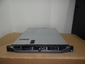 "Dell Enterprise Server PowerEdge R620 2xE5-2680 V2 3.60GHz 2x10-CORE CPUs 256GB-RAM 8x900GB-SAS-2.5""-10K H710P-RAID 1U"