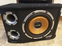 "Vibe Black Air Vented 12"" Subwoofer"