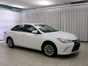 2016 Toyota Camry LE SEDAN w/ BACKUP CAMERA, BLUETOOTH, A/C AND